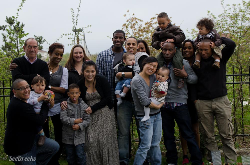 La famille !