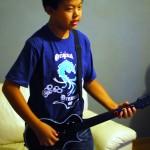 A tiens Guitar Hero...