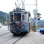 Old Tram'