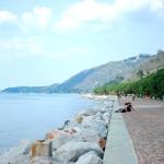 La promenade de Trieste