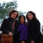 Dana, Bridget et Lorena