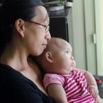 Maman et sa petite chérie