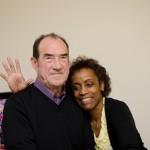 Michel et Maman, nos hôtes