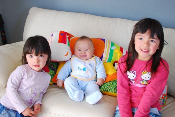 Chenti et ses cousines !