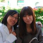 Bridget et Aiko