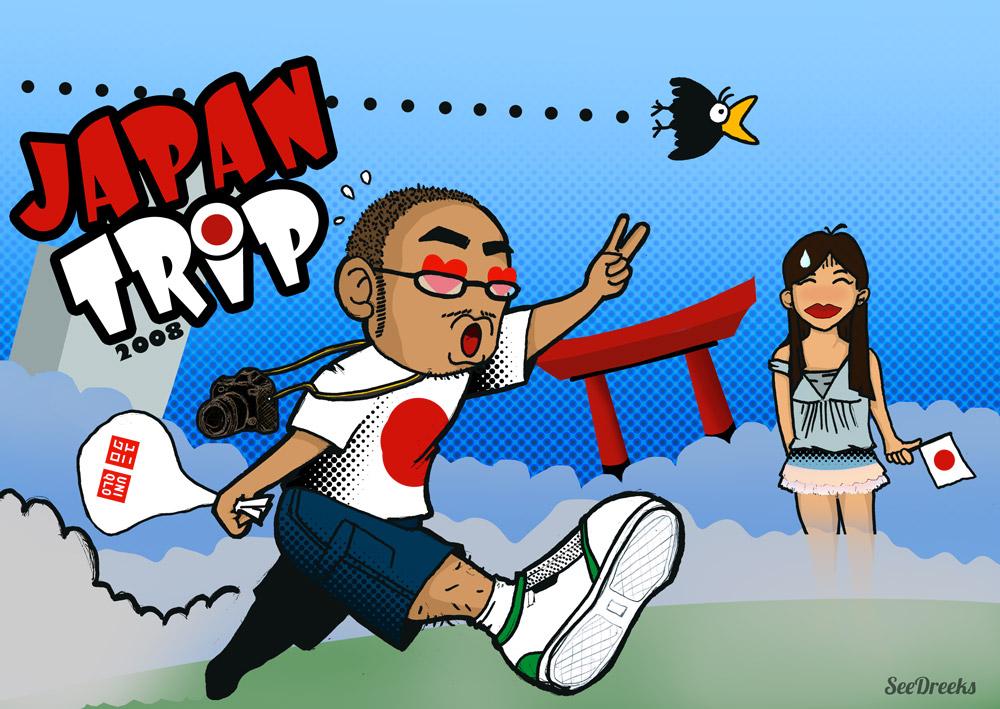 The Breeks: Japan Trip 2008
