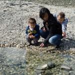 A la recherche de petits poissons