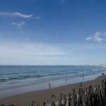 La plage de St-Malo