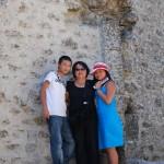 Roland, Judith et Amélie