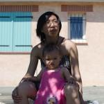 Kalya et sa maman chérie d'amour