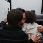 Kenny et Myriam ne lachant plus Sebman