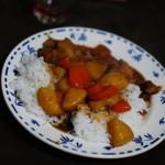 My Katsu Curry !