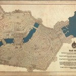 Plan de l'île Ruri