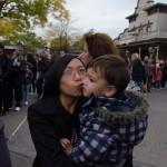 Brigitte et son petit homme