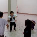 Oula Chenti se met à danser !