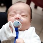 On fini sur un beau bébé !