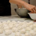 Baking Amaretti