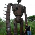 Avec le géant de fer !