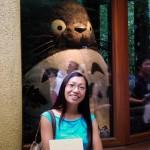 Brigitte rencontre enfin Totoro