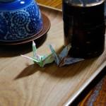 Origami de bienvenu !