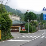 Au revoir Hakone, direction Kanazawa