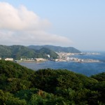 Vue panoramamique (from Osaki Park)