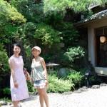 "Yukari et Bridget : ""atsui"""