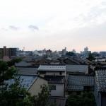 Les toits de Kanazawa