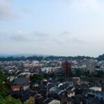Panorama de Kanazawa
