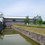 Le chateau de Kanazawa