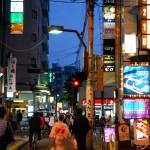 Tiens des gens habillés en Yukata, suivons les !
