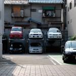 Parking japonais