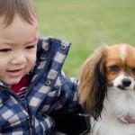 Chenti et un copain chien !