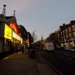 Street again