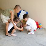 Kids playing !