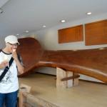 La plus grande cuillère à riz du monde ever !