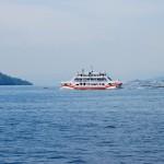 Le Ferry JR (donc compris dans le pass)