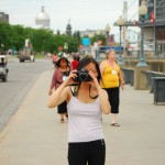 Bridget the photograph