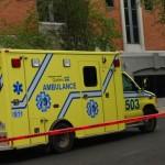 Ambulance de Montreal