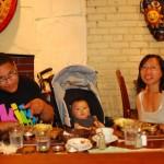 Aubry-Xiong Family chez le tex-mex !