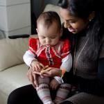 Murielle et Kalya