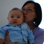 Chenti et maman !