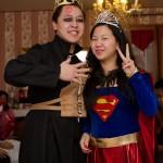 Le roi et la reine... tricheurs !!! ah ah ah
