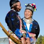 Papi et mamie, hmong style