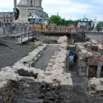 Quelques fouilles archéologiques mise à disposition du public