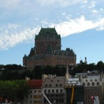 Vieux-Québec vu du quai