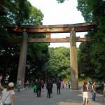 Torii, Yoyogi Park