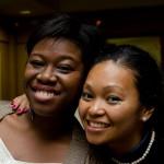 Christelle et Linh