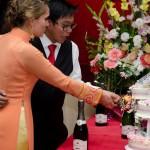 Cut the cake !